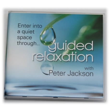 Guided Relaxation CD with Peter Jackson