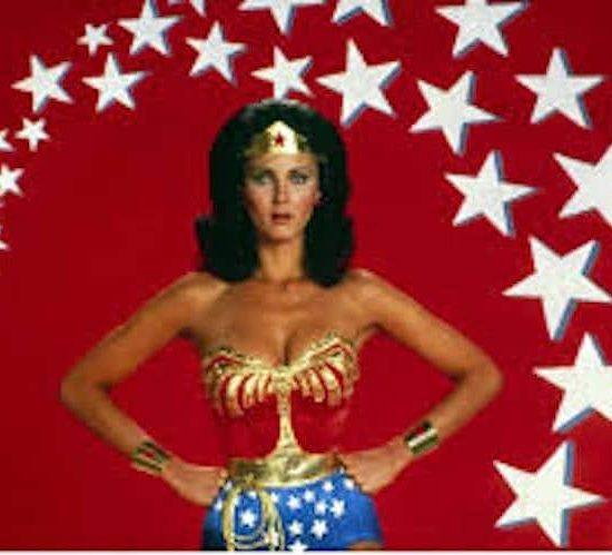 The new resurgence of Wonder Woman and the women's movement in labour and birth