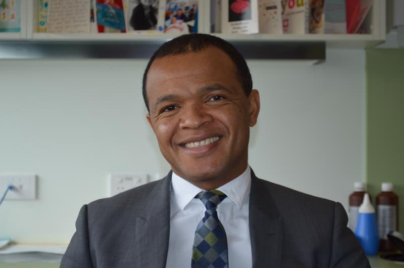Dr Lanziz Homar, OBGYN is the first Obstetrician and Gynaecolgist to become a Calmbirth Educator