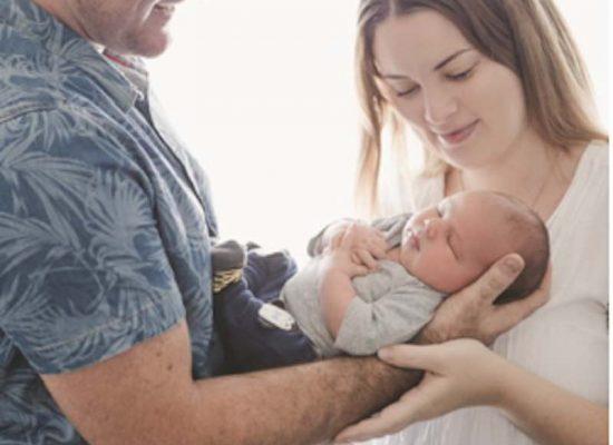 Welcome Earthside Baby Ezra