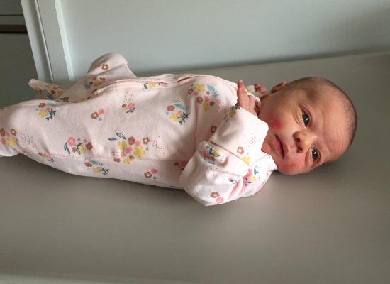 Introducing Baby Rosie...