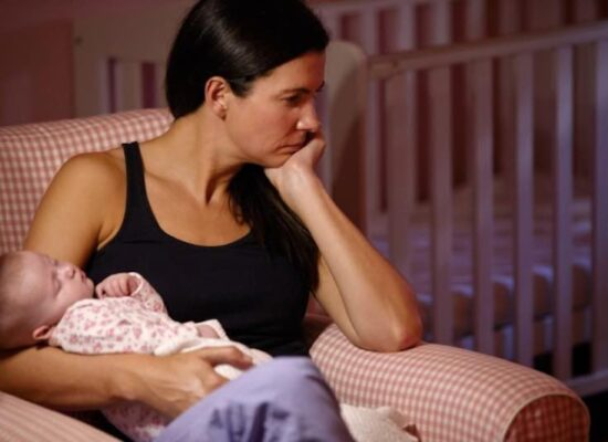 The feeling of loneliness & isolation after birth
