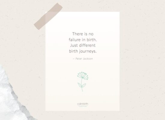 Birth Affirmations - what are they and how do they help?